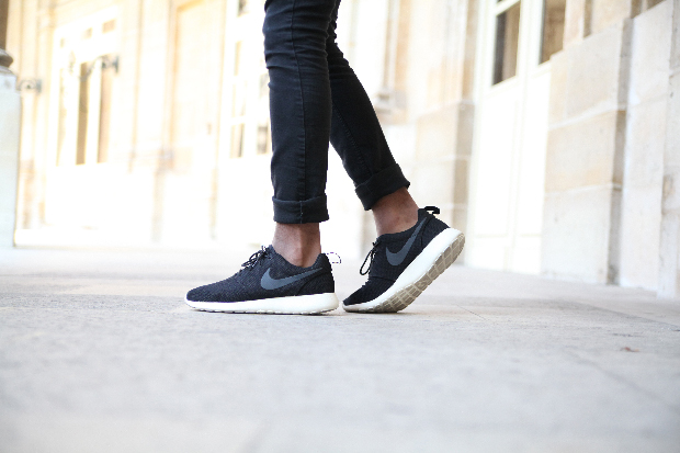 Roshe Run Bordeaux Homme